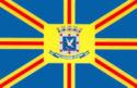 Bandeira da cidade de Campo Grande - MS